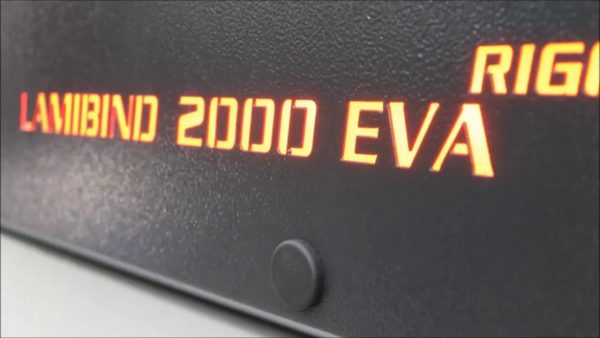 Lamibind 2000 EVA Logo